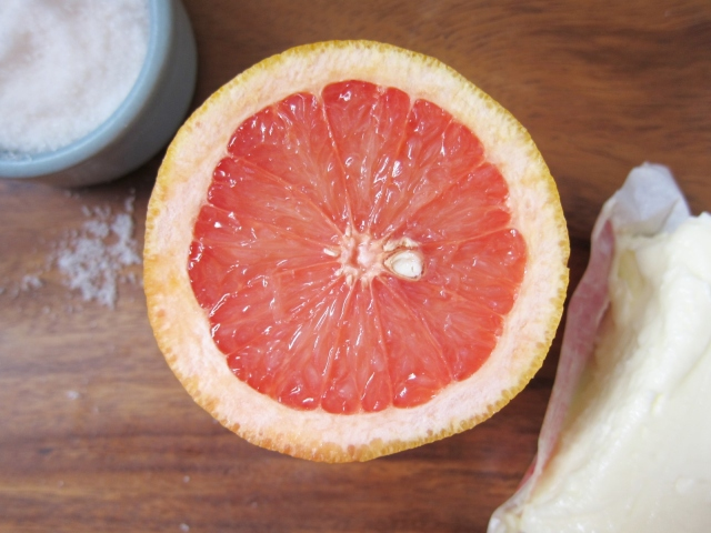 Grapefruit cake 6