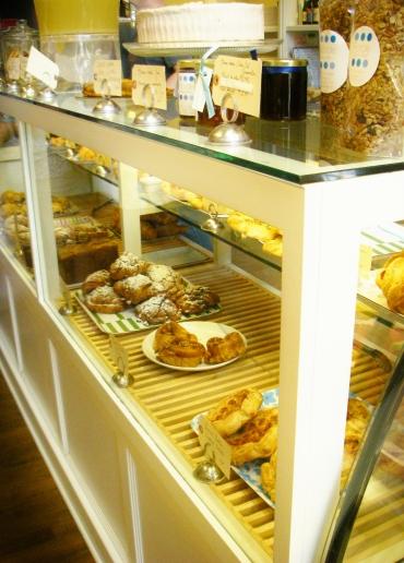 Floriole pastry case