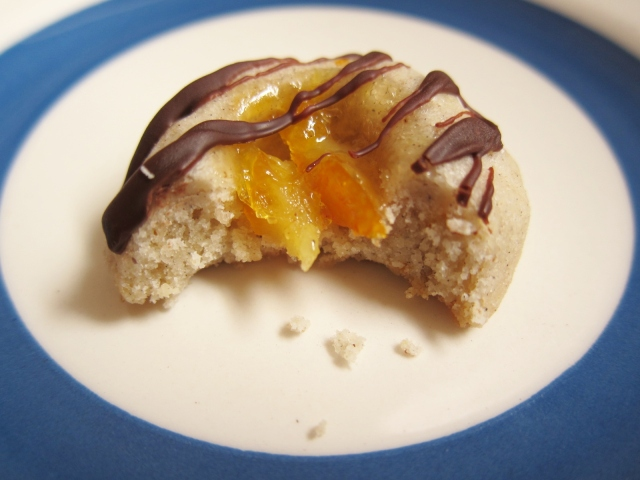 Orange Cardamom Cookie