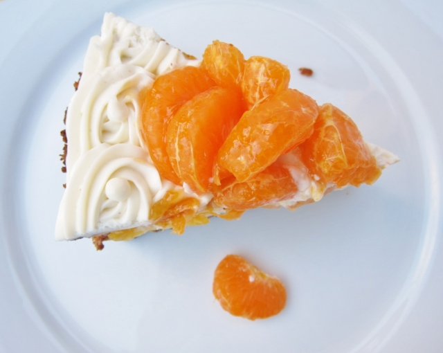 Mandarin orange cheesecake (13)