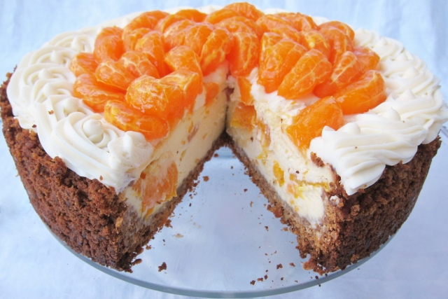 Mandarin orange cheesecake (14)