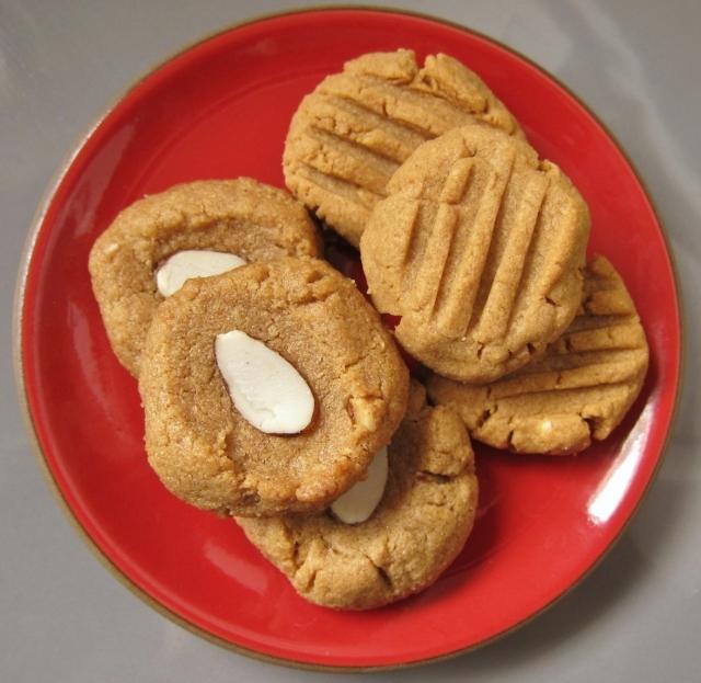 Nut butter cookies (2)