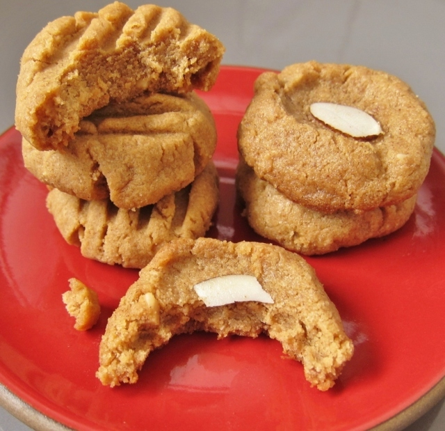 Nut butter cookies (5)