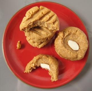 Nut butter cookies (6)