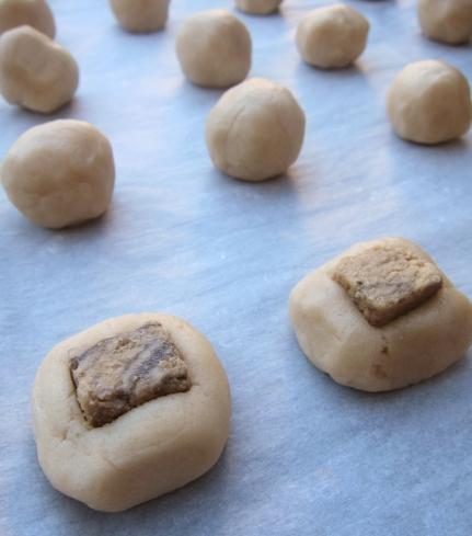 Halvah cookies (2)