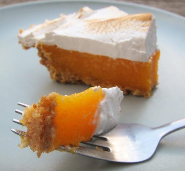 Mango Meringue Pie (14)