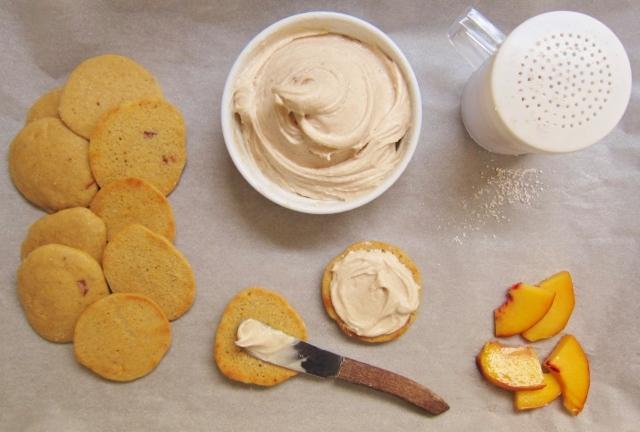 Peach whoopie pies (7)
