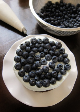 Blueberry Lavender cake (20)