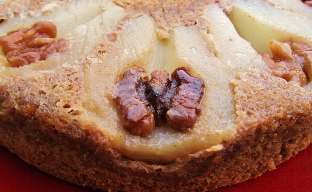 Pear Walnut Torte (8)