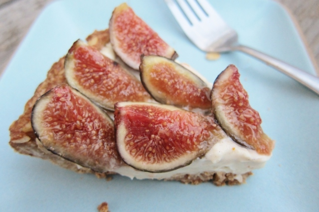 Mascarpone fig pie (11)