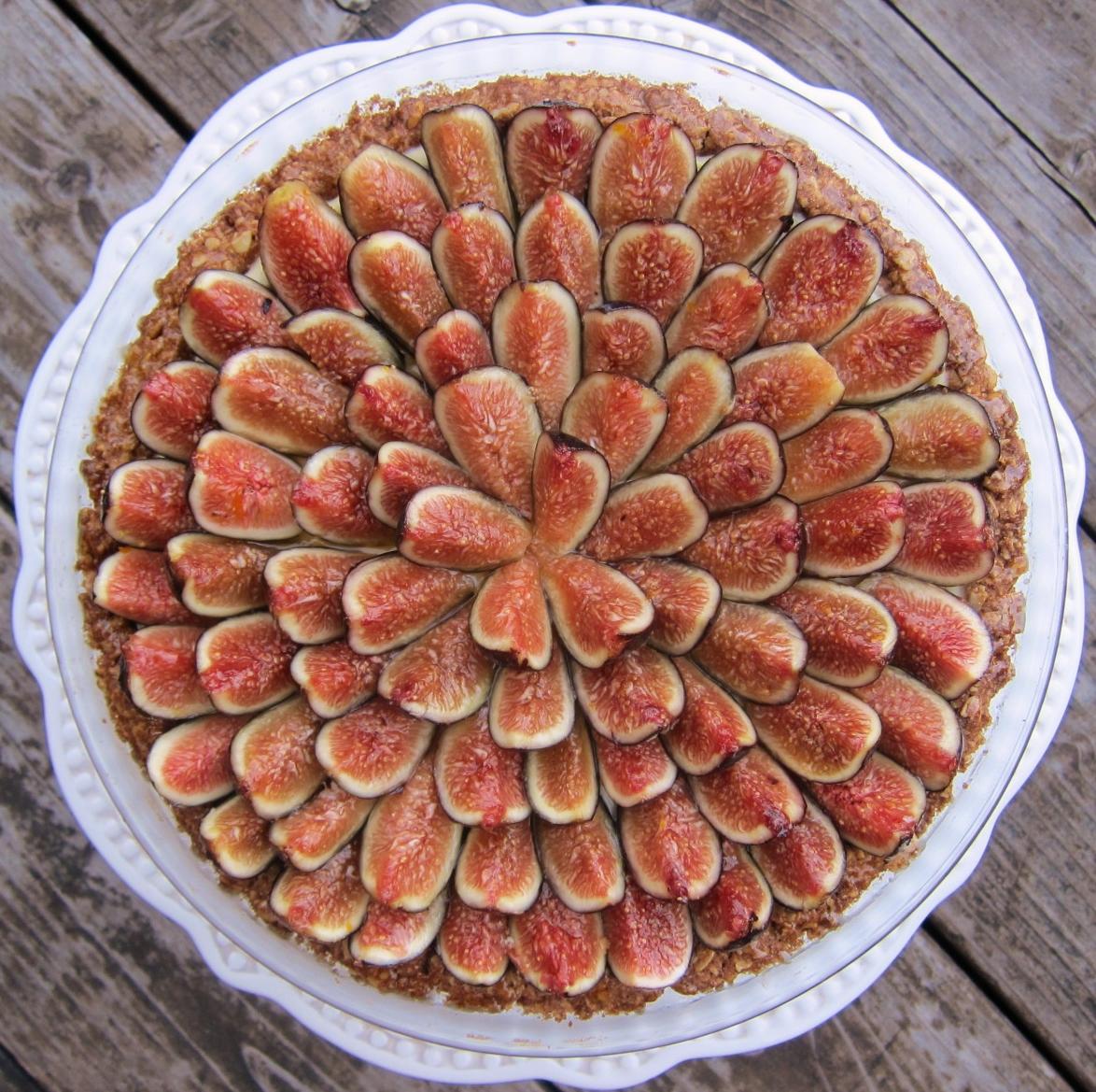 Fresh Fig Cake Dessert Recipes