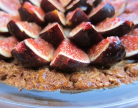 Mascarpone fig pie (8)