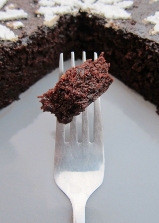Orange & Black Olive Chocolate Cake (14)
