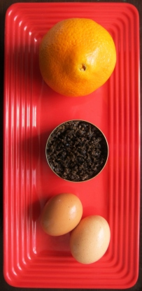 Orange & Black Olive Chocolate Cake (3)