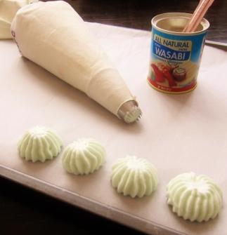 Wasabi meringues (63)