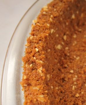 Gingersnap crust