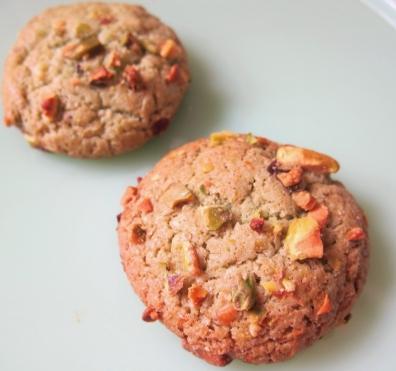 Pistachio cookies (1)