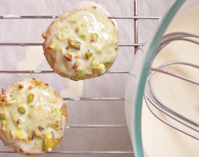 Pistachio cookies (2)