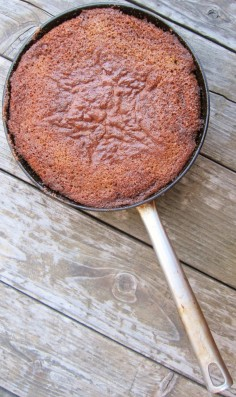 Brown Sugar Soy Sauce Cake (130)