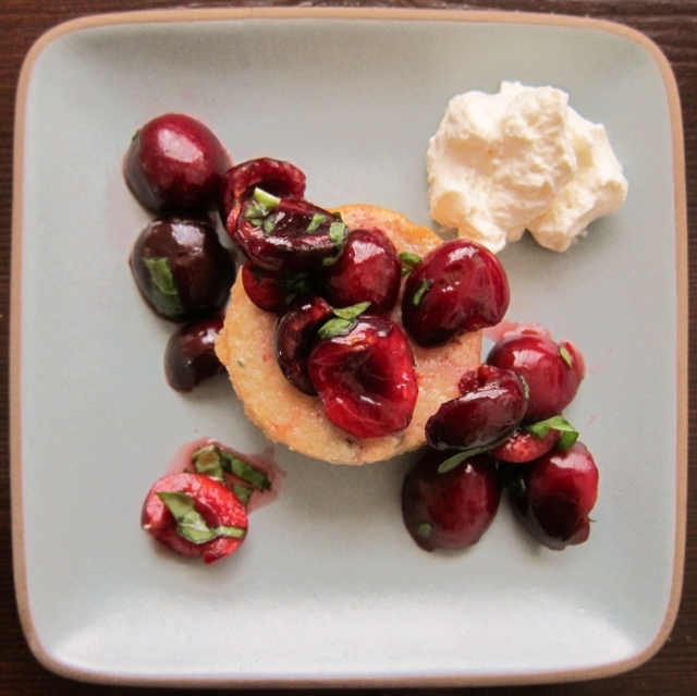 Cherry sorrel shortcake (10)