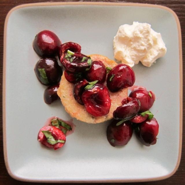 Cherry sorrel shortcake (10)