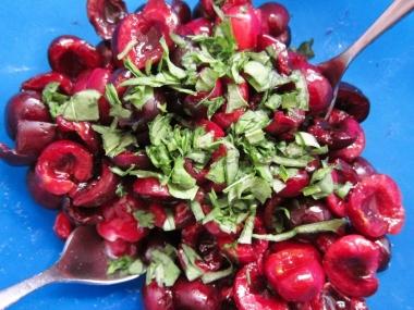 Cherry sorrel shortcake (4)