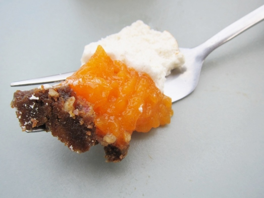 Mandarin Orange Persimmon Pie (10)