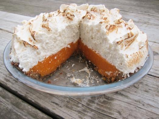 Mandarin Orange Persimmon Pie (11)