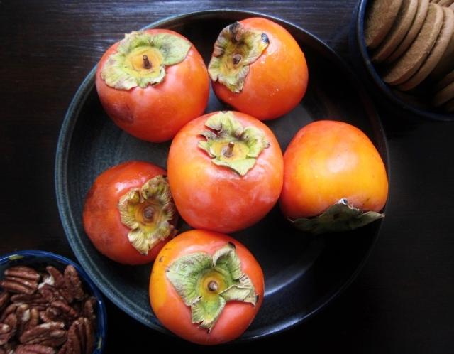 Mandarin Orange Persimmon Pie (12)