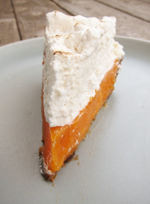 Mandarin Orange Persimmon Pie (2)