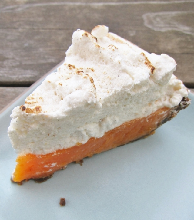 Mandarin Orange Persimmon Pie (3)