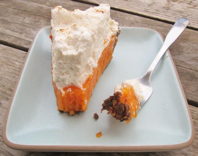 Mandarin Orange Persimmon Pie (7)
