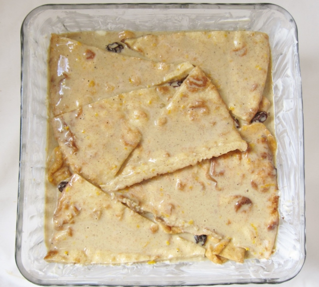 Layered Naan Bread Pudding (3)