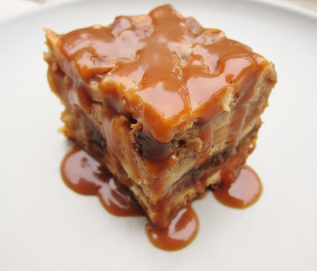 Layered Naan Bread Pudding (6)