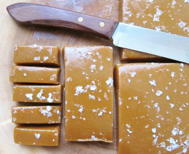 Honey Dijon Caramels (10)