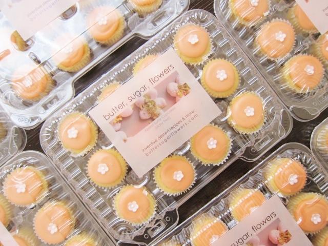 Aperol cupcakes 2