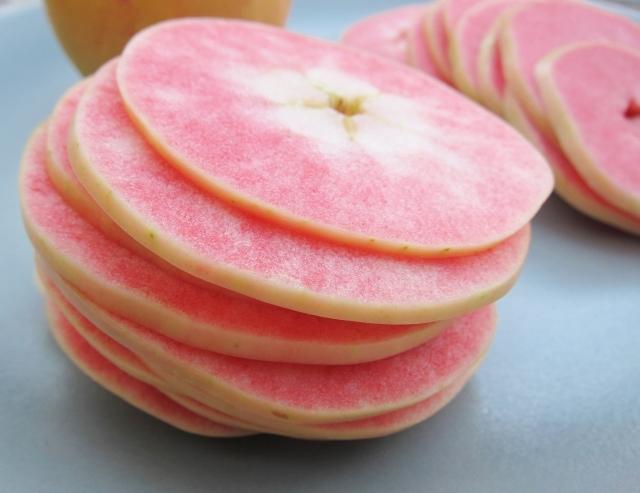Pink Pearl Apple Skillet Cake (19)