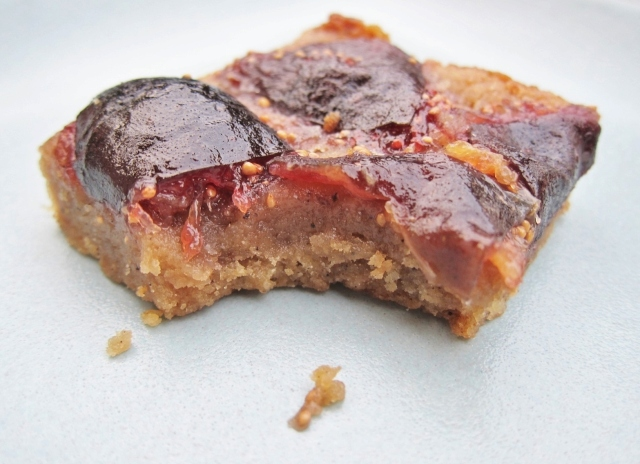 Whiskey Fig Browned Butter Bars (16)