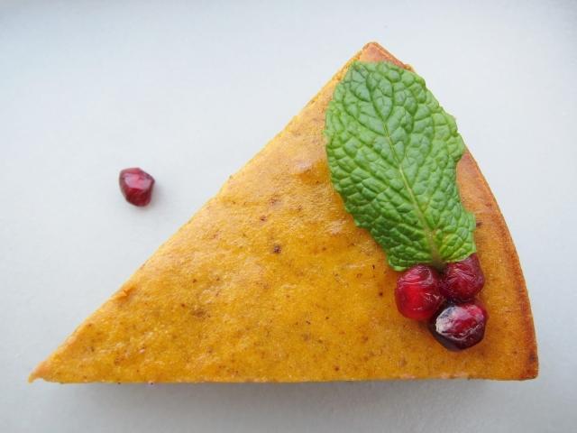 Pomegranate Pumpkin Cheesecake (16)