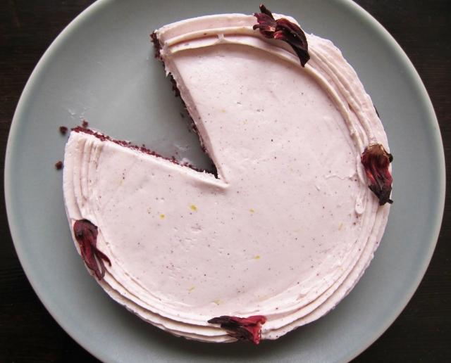 Hibiscus Cake (12)