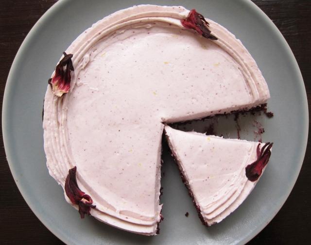 Hibiscus Cake (17)
